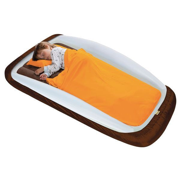 THE SHRUNKS Outdoor Tuckaire Toddler Travel Bed<br/>舒朗可 戶外兒童防踢被露營充氣床 - Shark Tank Taiwan