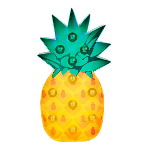 SUNNYLIFE Pineapple Marquee Light<br/>鳳梨造型招牌燈