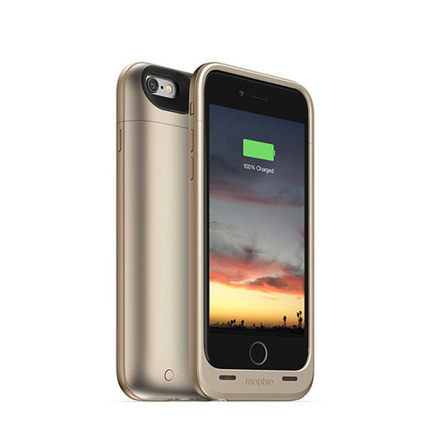 MOPHIE Juice Pack Air for iPhone 6 / 6S<br/>iPhone 6 / 6S 背蓋電源 (共3色)