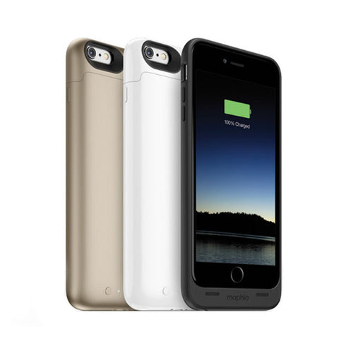 MOPHIE Juice Pack for iPhone 6 Plus<br/>iPhone 6 Plus 背蓋式電源 (共3色)