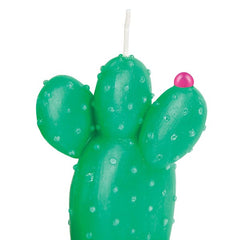 SUNNYLIFE Round Cactus Small Candle<br/>小型闊葉仙人掌蠟燭