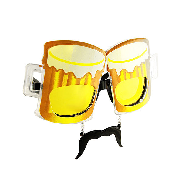 SUN-STACHES Party Glasses<br/>百變派對創意眼鏡 - Cheers! - Shark Tank Taiwan