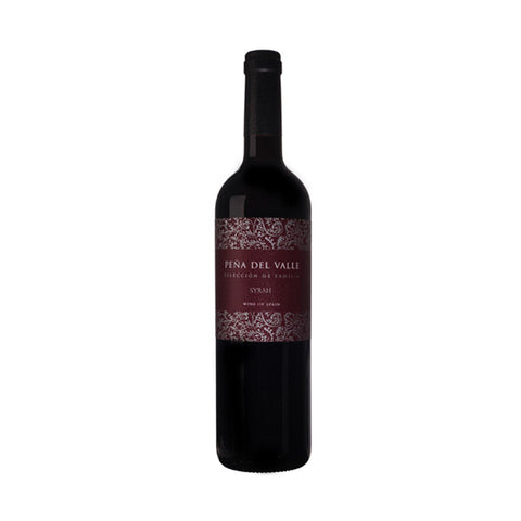 Bodegas Peña Del Valle </br> SYRAH  2014 Pack of Six (6瓶裝)
