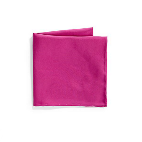 Saks Fifth Avenue Collection - Silk Solid Pocket Square (共9色)
