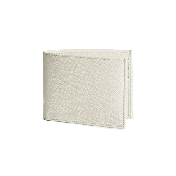 Prada - Saffiano Leather Bifold Wallet - Shark Tank Taiwan 歐美時尚生活網