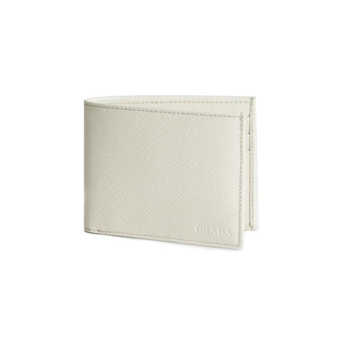 Prada - Saffiano Leather Bifold Wallet