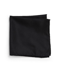 Saks Fifth Avenue Collection - Silk Solid Pocket Square (共9色) - Shark Tank Taiwan