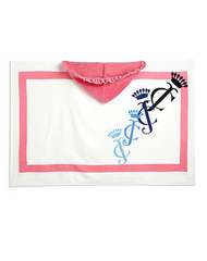Juicy Couture - Infant's Hooded Towel - Shark Tank Taiwan