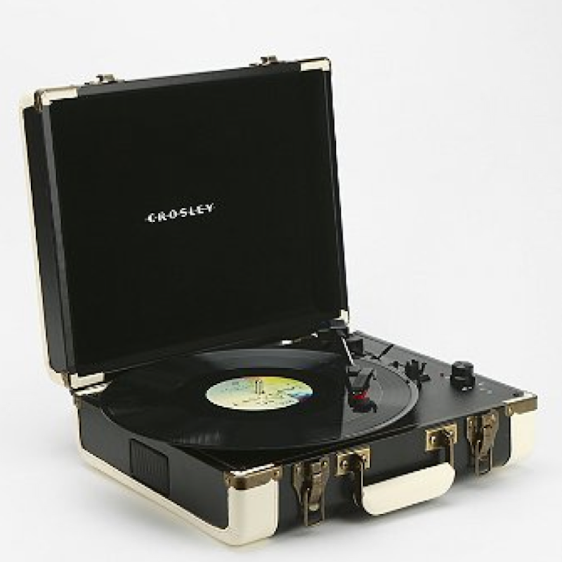 Crosley Executive USB Portable Record Player - Shark Tank Taiwan