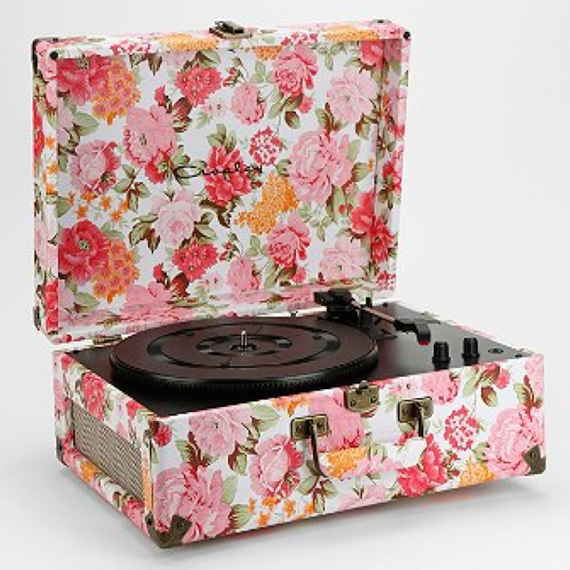 Crosley AV Room Portable USB Record Player - Shark Tank Taiwan 歐美時尚生活網