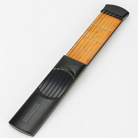 Pocketstrings Four-Fret Portable Practice Tool 四弦行動練團 - Shark Tank Taiwan 歐美時尚生活網