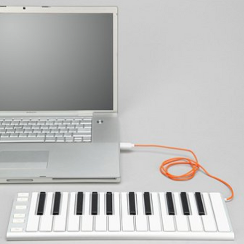 Mobile Musical Keyboard 行動鍵盤