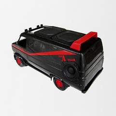 BoomCase A-Team Van Speaker - Shark Tank Taiwan