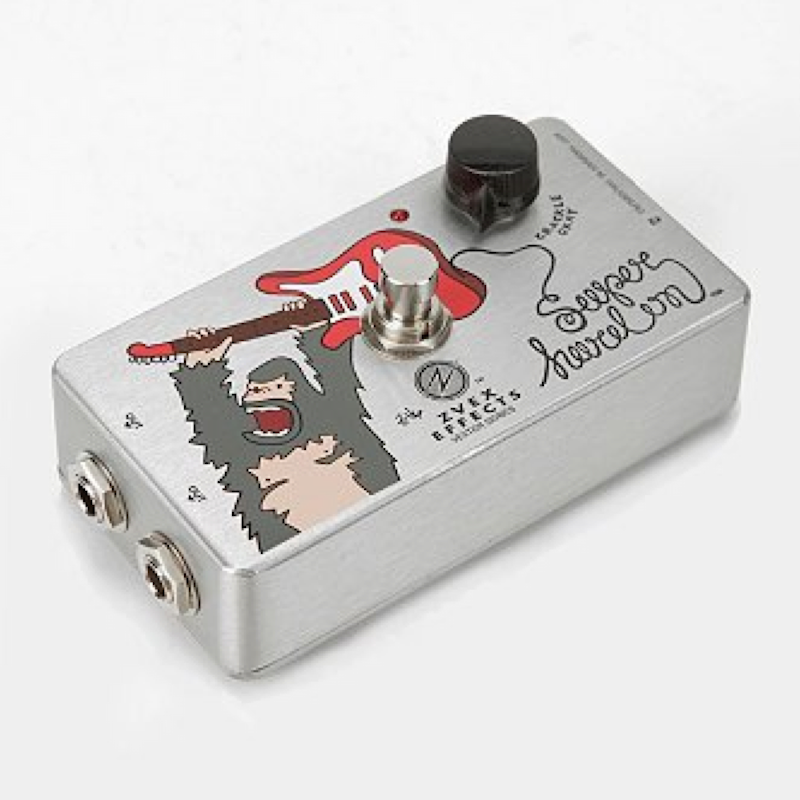 Z.VEX EFFECTS Super Hard-On Effect Pedal - Shark Tank Taiwan