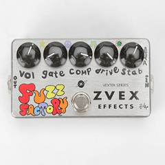 Z.VEX EFFECTS Fuzz Factory Effect Pedal - Shark Tank Taiwan