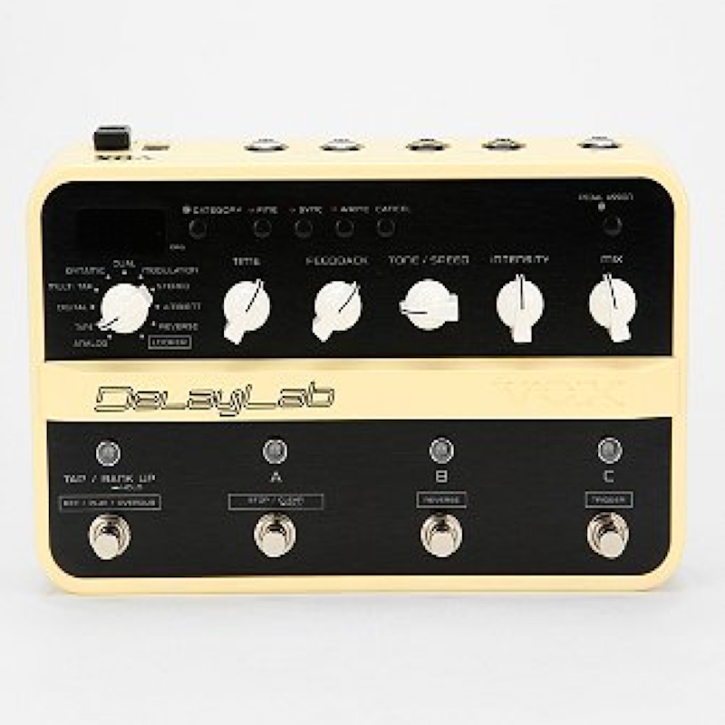 VOX DelayLab Effects Pedal - Shark Tank Taiwan