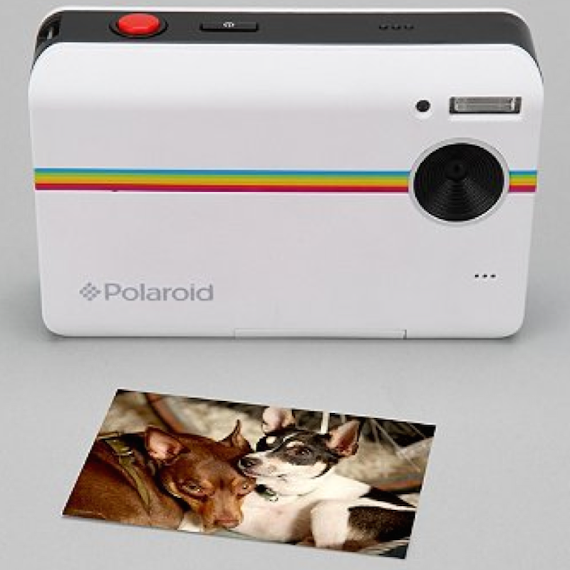 Polaroid Z2300 Instant Digital Camera - Shark Tank Taiwan