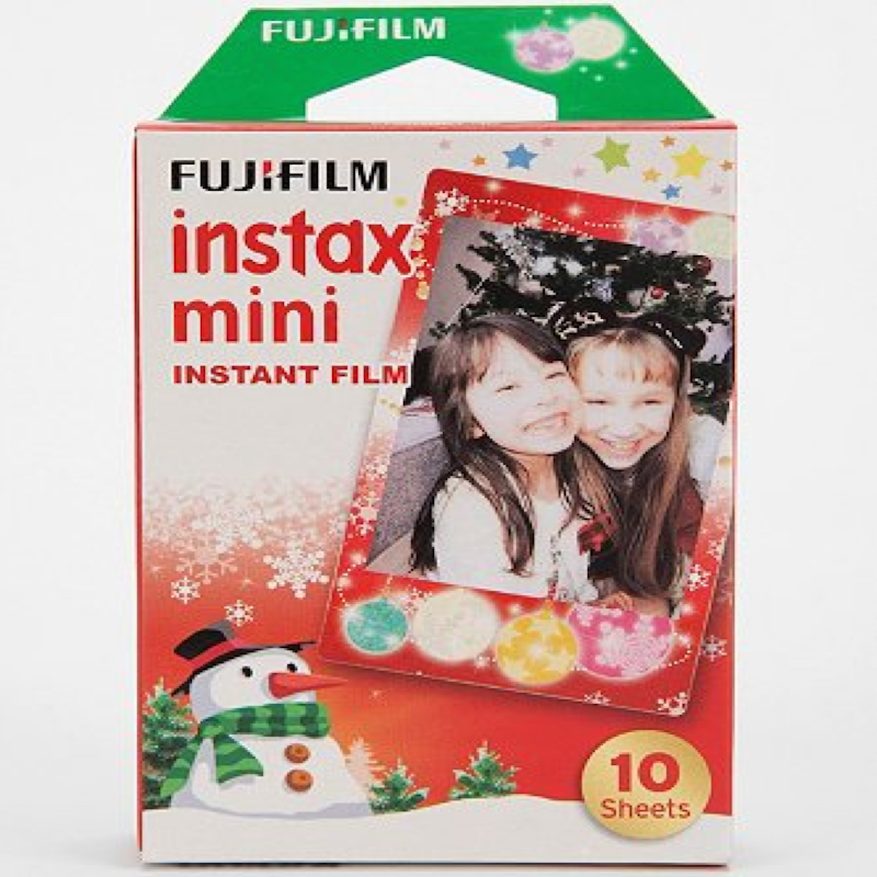 Fujifilm Instax Mini Holiday Frame Film - Pack Of 10 - Shark Tank Taiwan