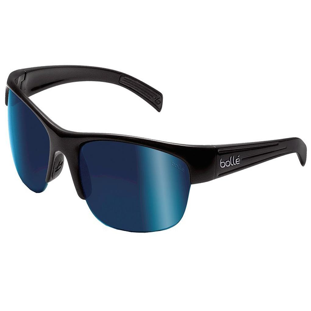 Bolle - Chase Shiny Black Polarized Offshore Blue oleo AR - Shark Tank Taiwan