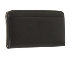 Kate Spade New York - Cobble Hill Leather Wallet - Black - Shark Tank Taiwan