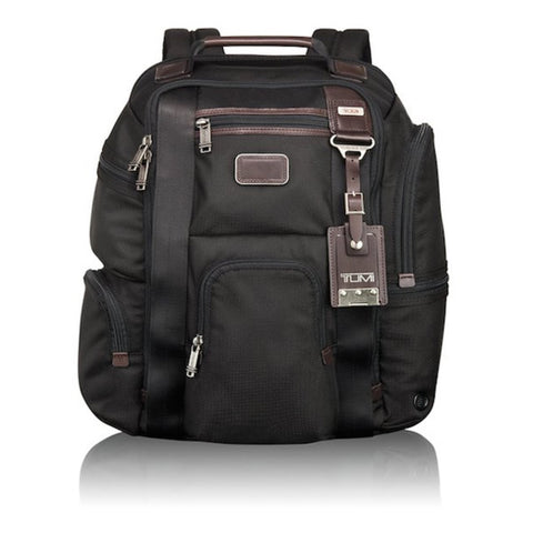 Tumi - Alpha Bravo Kingsville Deluxe Brief Pack & Reg