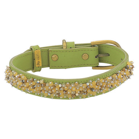 DOSHA DOG Beading Collection </br>串珠系列項圈 (共2色) - Shark Tank Taiwan