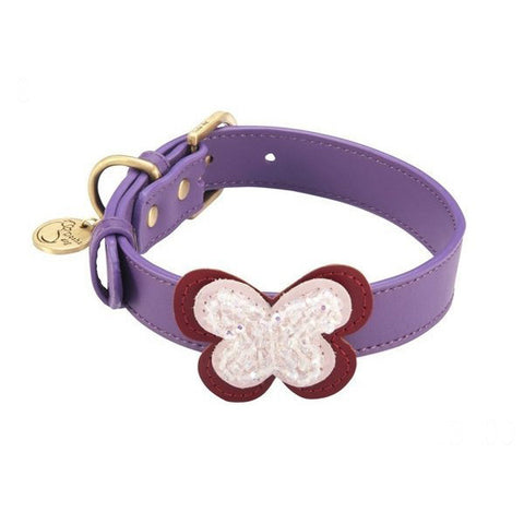 DOSHA DOG Butterfly Collection</br>蝴蝶系列 項圈 (共3色)