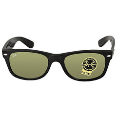 RAY BAN - New Wayfarer Black/Green 52mm Sunglasses - Shark Tank Taiwan