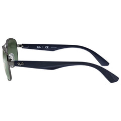 RAY BAN - Square Green Classic Frame Sunglasses - Shark Tank Taiwan