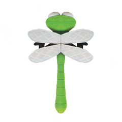 TUFFY Barn Yard Dragonfly </br>耐咬動物庭院蜻蜓系列 (共2色) - Shark Tank Taiwan
