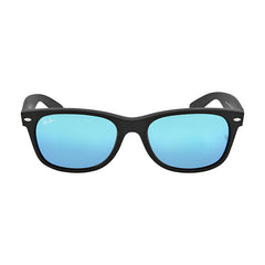 RAY BAN -  New Wayfarer Blue Gradient Lens 55mm Men's Sunglasses - Shark Tank Taiwan