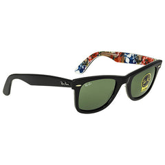 RAY BAN - Original Wayfarer Black Plastic Frame 50mm Sunglasses - Shark Tank Taiwan
