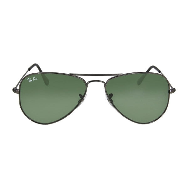 RAY BAN Rayban Small Aviator Gunmetal 52mm Unisex Sunglasses - Shark Tank Taiwan