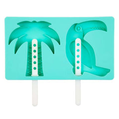 SUNNYLIFE Tropical Pop Moulds<br/>熱帶造型製冰盤