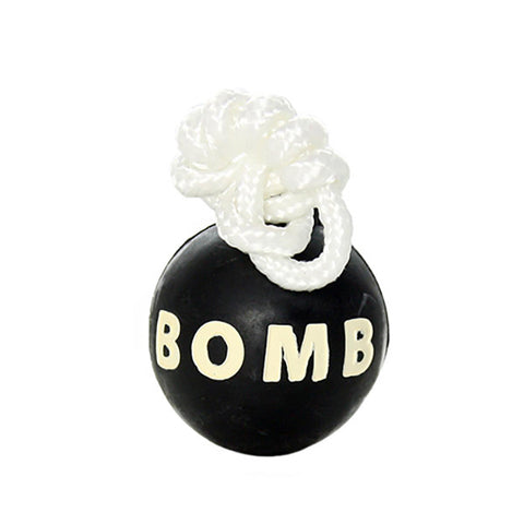 TUFFY Rugged Rubber Bomb - X-Small</br>耐咬炸彈 - 小
