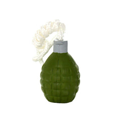 TUFFY Rugged Rubber Grenade - X-Small</br>耐咬手榴彈 - 小 - Shark Tank Taiwan