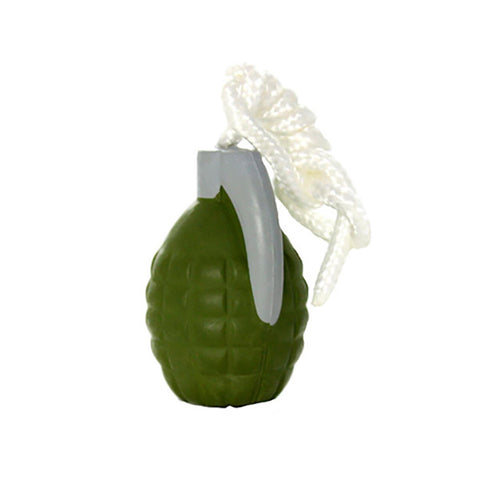 TUFFY Rugged Rubber Grenade - X-Small</br>耐咬手榴彈 - 小