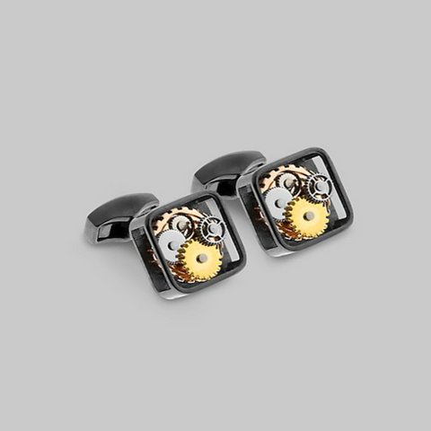 Tateossian - Gear Cuff Links