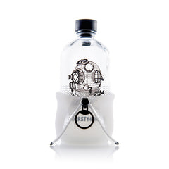 AQUAOVO Lab[O] The Water Collection Twin-Pack Water Bottle<br/>水系列 2瓶特惠組 (共6款) - Shark Tank Taiwan