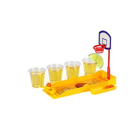 BARBUZZO Travel Drinking Game - Hoop Shots<BR/>迷你投籃機
