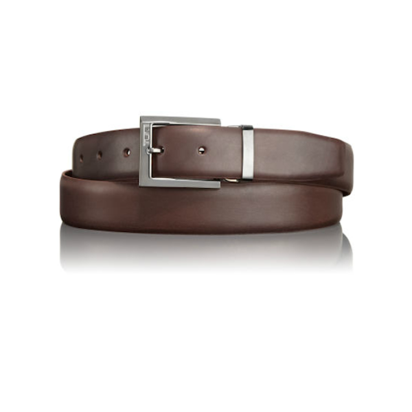 Tumi - Classic Leather Belt - Shark Tank Taiwan