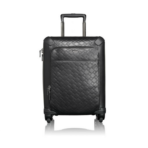 Tumi - Ticon International Leather Zipper Carry-On
