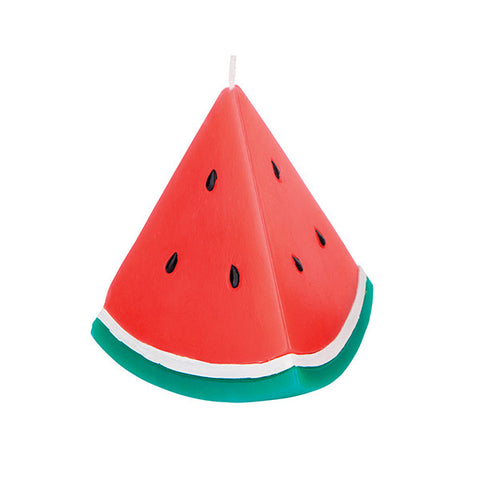SUNNYLIFE Watermelon Small Candle<br/>小型西瓜蠟燭