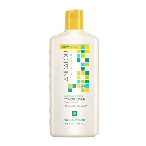 ANDALOU Sunflower & Citrus Conditioner<br/>柑橘葵花亮麗護髮乳 340ml