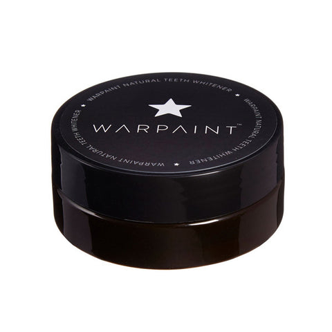 WARPAINT Natural Teeth Whitener<BR/>天然亮白牙粉