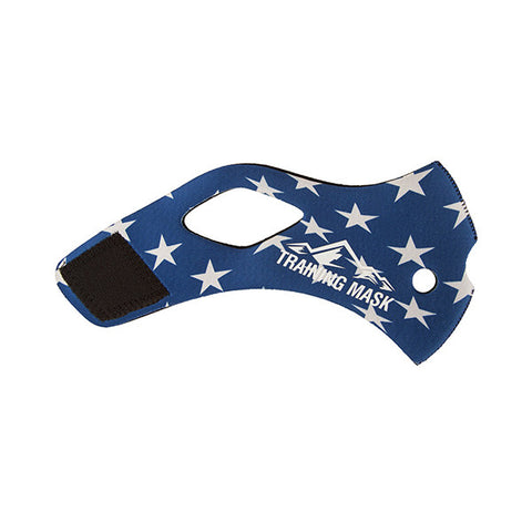 TRAINING MASK Sleeve Solid - American<br/>配件 - 替換面套 (美國)