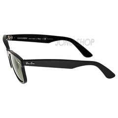 Ray Ban - Original Wayfarer Black Frame Sunglasses RB2140901-5850 (40% off) - Shark Tank Taiwan