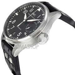 IWC - Big Pilot Black Dial Leather Mens Watch IW500901 (25%) - Shark Tank Taiwan