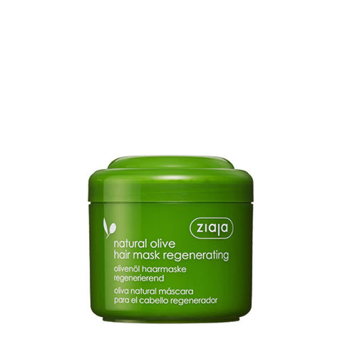 ZIAJA Natural Olive - Hair Mask Regenerating<br/>天然橄欖換新髮膜 - 200ml