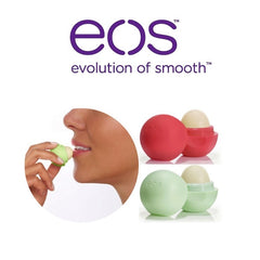 EOS Smooth Sphere Lip Balm 柔滑潤唇球 - Shark Tank Taiwan